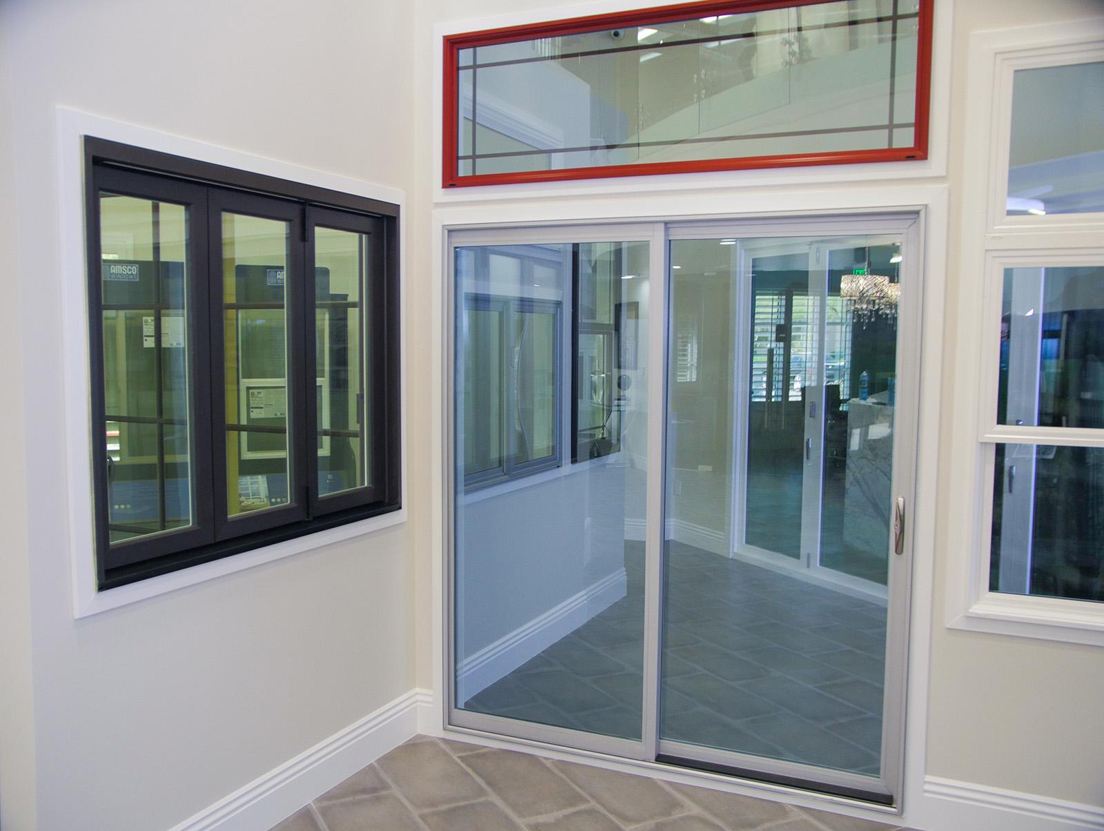 Clear Cut Glass Showroom