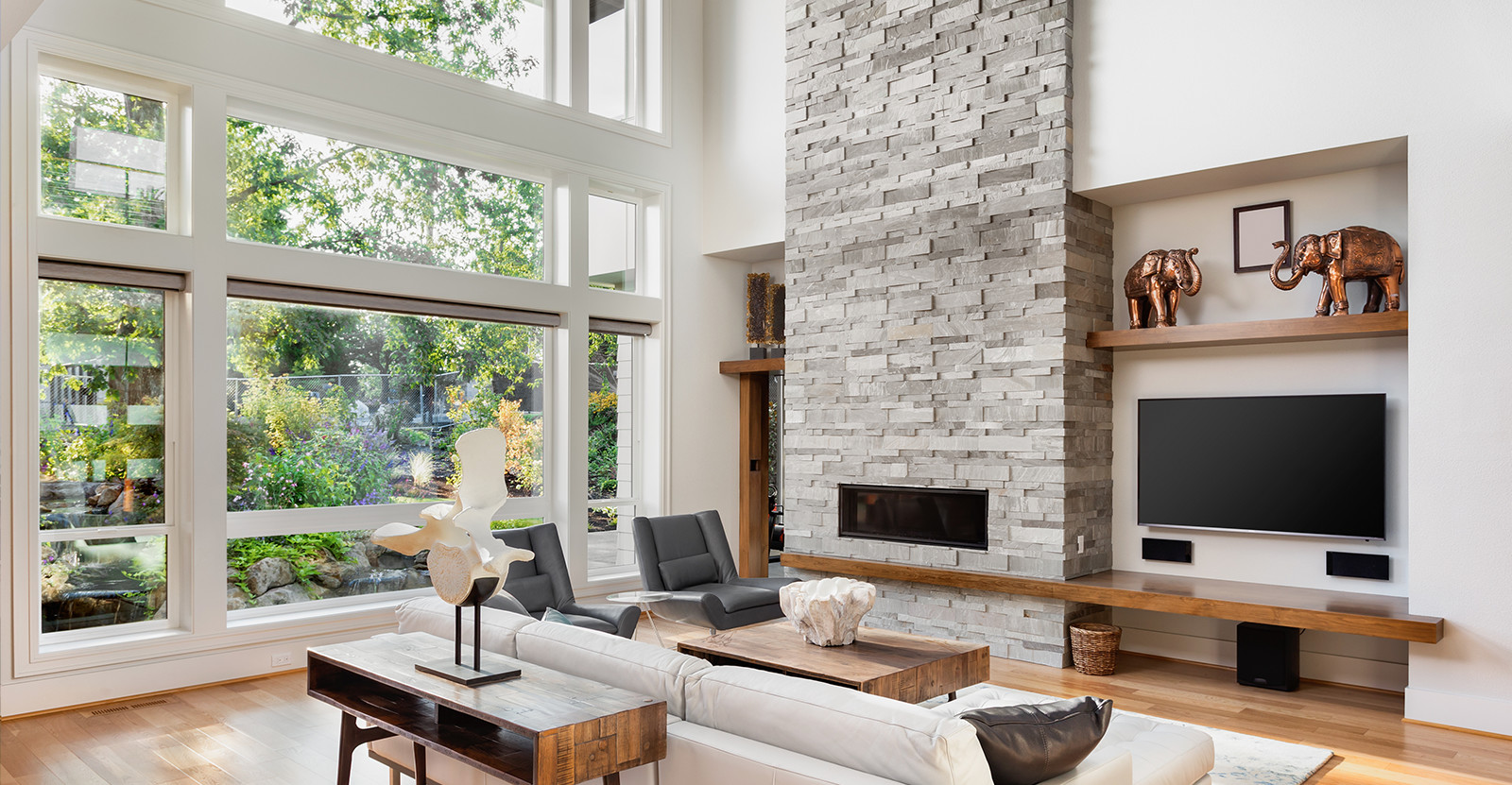 Interior Home - Residential Windows