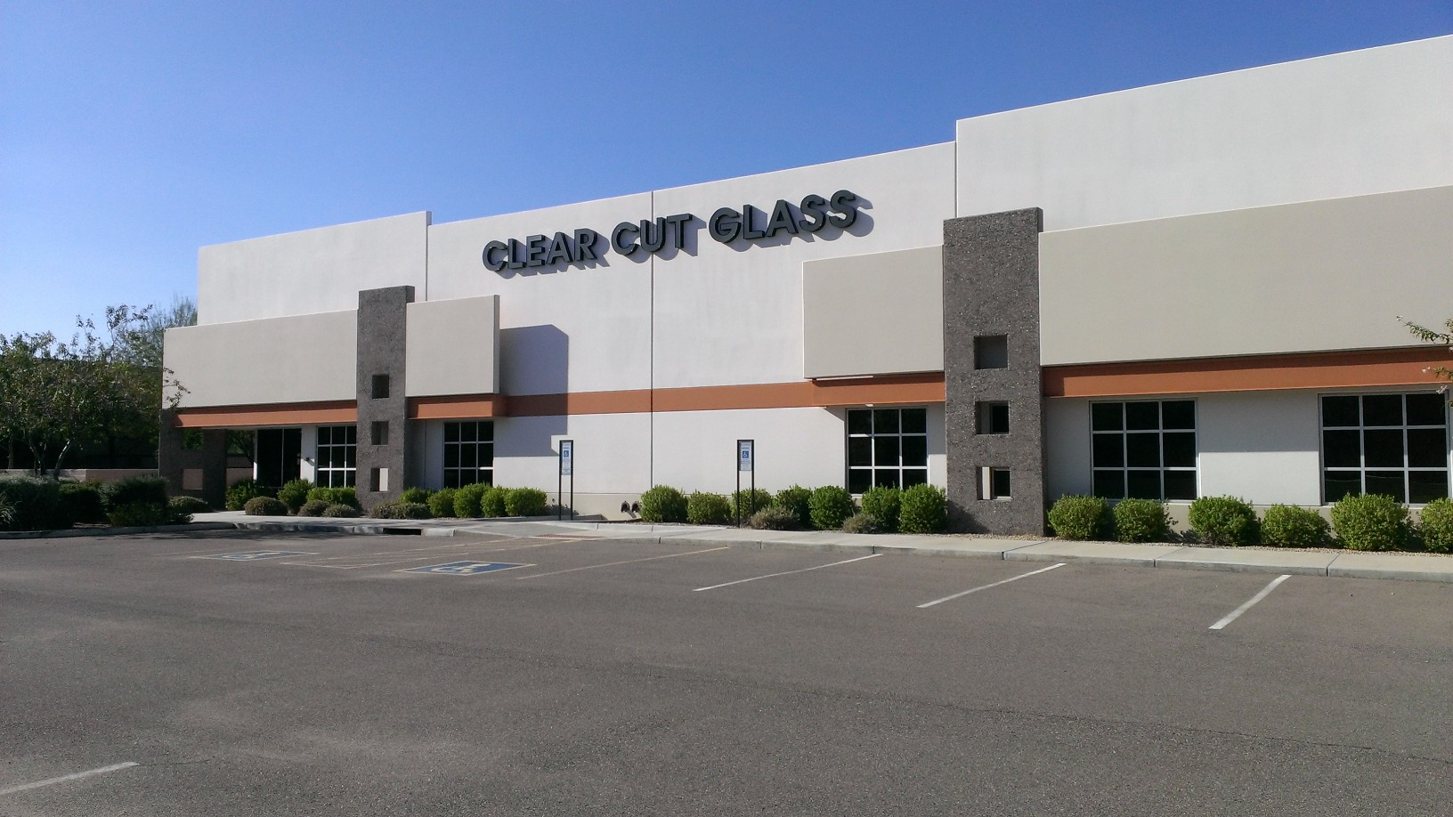 Clear Cut Glass Glendale Az