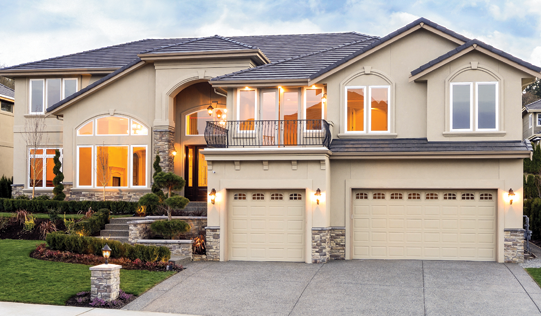 Large Home with beautiful windows